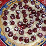 recette tarte aux cerises
