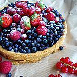 recette Tarte aux myrtilles & Co