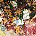 recette Salade gourmande d'hiver