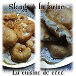 recette Sfengs à la farine