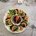 recette flan de betteraves   rouges épicé d indye et acccompagnements