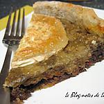 recette Tarte méditerranéenne au babaganoush