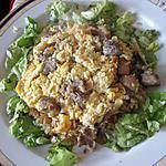 recette cote de porc façon riz cantonnais