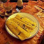 recette omelette aux asperges  et sauce Hollandaise au fines herbes