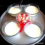 recette Crème de tapioca au lait de coco : un dessert frais et léger comme un nuage...