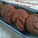 recette Cookes aux chocolat