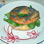 recette Bagels au fol épi et au jambon sec