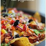 recette ~Nachos Tostitos festifs au poulet~