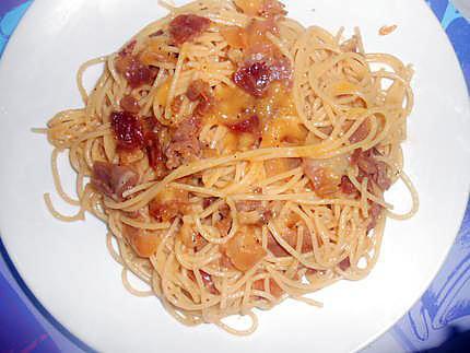 spaghetti alla carbonara 430
