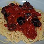 recette spaghettis alla puttanesca