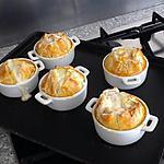 recette Petits feuilletés au jambon