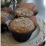 recette ~Muffins au sirop d'érable~