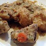 recette Sauté de porc à l'ancienne