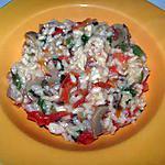 recette Risotto au chorizo et poulet