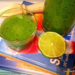 Le green smoothie
