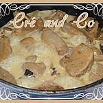 recette Filet mignon aux cèpes