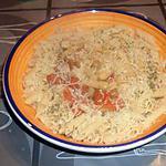 recette Pennes aux asperges tomates