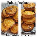 recette Palets bretons (concours)