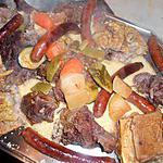 recette Couscous boeuf et merguez