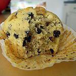 recette Muffins à l'orange et pépites de chocolat