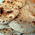 recette Chapatis (petits pains indiens)