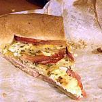recette Tarte Ital'style ! !