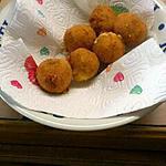 recette Croquettes de riz à l'italienne