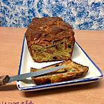 recette Cake carottes, raisins et cannelle
