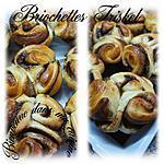 recette Briochettes triskel