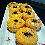 recette muffins à la carotte et cumin