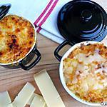 recette Polenta en gratin Beaufortain