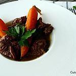 recette Bœuf-carottes