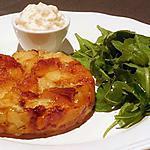 recette Tatin Pommes Camembert - Espuma de Cidre
