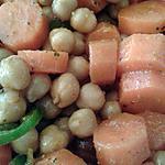 recette pois chiche à la tunisienne