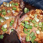 recette Cotes de porc a l ail fumé