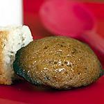 recette Mini-madeleines à la noisette