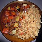 recette Couscous merguez top chrono