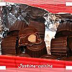 recette Chocolats fourrés au caramel beurre salé et noisette