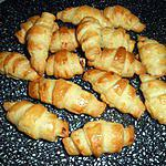 recette Minis croissants aux saucisses herta