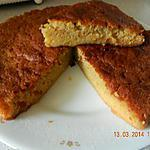recette Gâteau à la compote de pomme