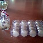 recette LES CANADIENS macarons noix de pécan sirop d'érable