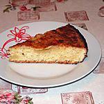 recette Tarte au chuque