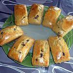 recette Muffins noisette pepite chocolat