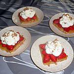recette Banoffée a la fraise