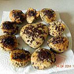 recette Muffins orange chocolat