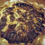 recette Tarte aux pommes et carambars