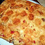 recette Focaccia au jambon de bayonne