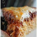 recette ~Pizza aux spaghettis~