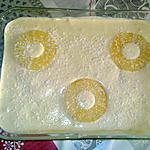 recette Tiramisu des îles :) ananas Coco