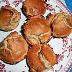recette Muffins a la creme d anchois
